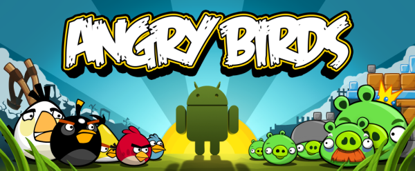 AngryBirds-Android