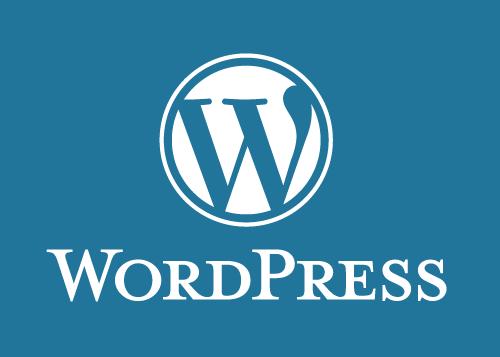 wordpress-logo-blue-bg