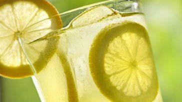 Propiedades del agua de limón que seguramente desconocías